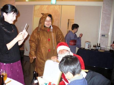 12月例会 クリスマスパーティー